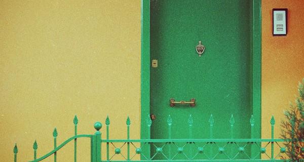 Wybór drzwi wejściowych
