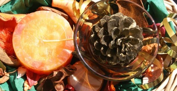 Z jakich zapachów najczęściej korzysta aromaterapia?