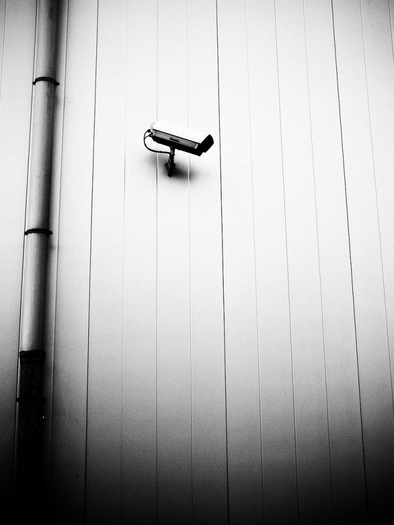 bezpieczeństwo w domu, kamera