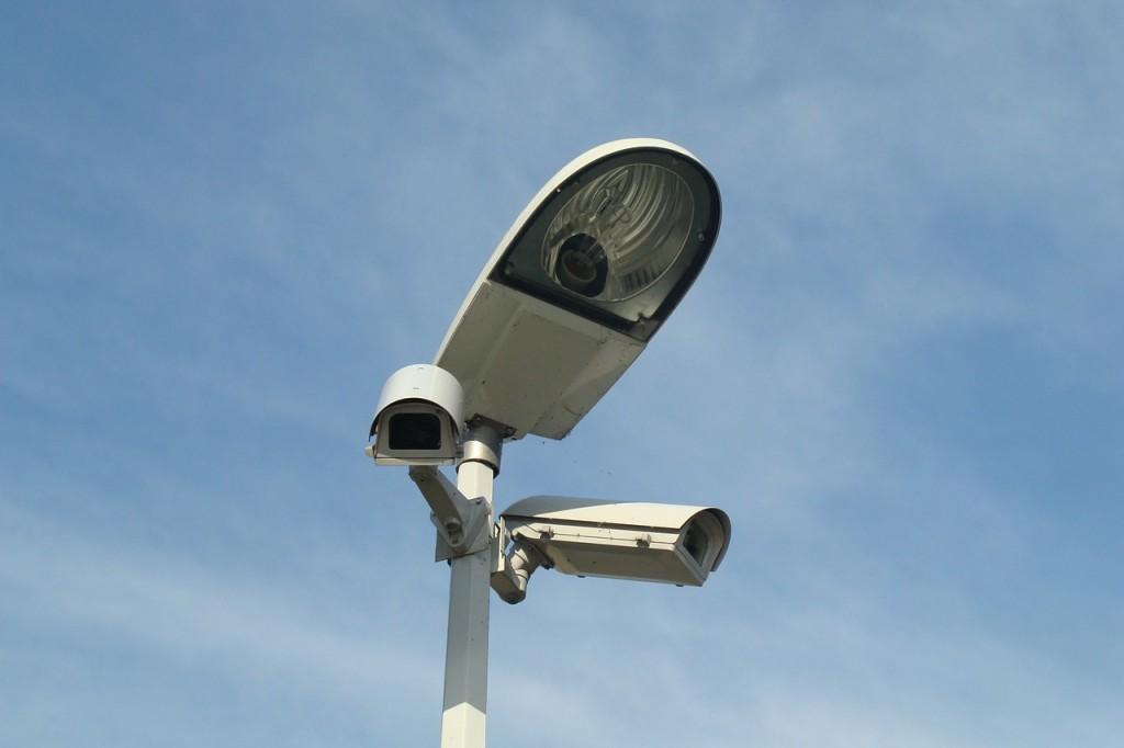monitoring, kamera